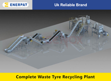 Waste Tyre Recycling Plant-Crumb Plant(1-5mm)
