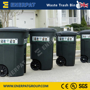 Ecnomic Single Shaft Shredder For Trash Bin