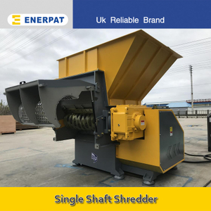 Commercial Single Shaft Shredder Manufacturer for Gypsum Boards