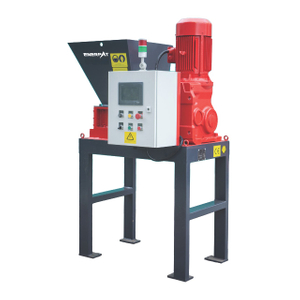 Universal Economic Double Shaft Shredder Manufacturer for Medical Waste