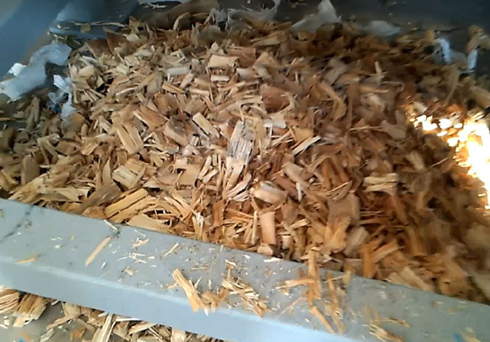 Wood Furniture Shredder