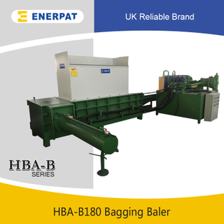 Economic High Quality Bagging Baler Machine Factory for Hay