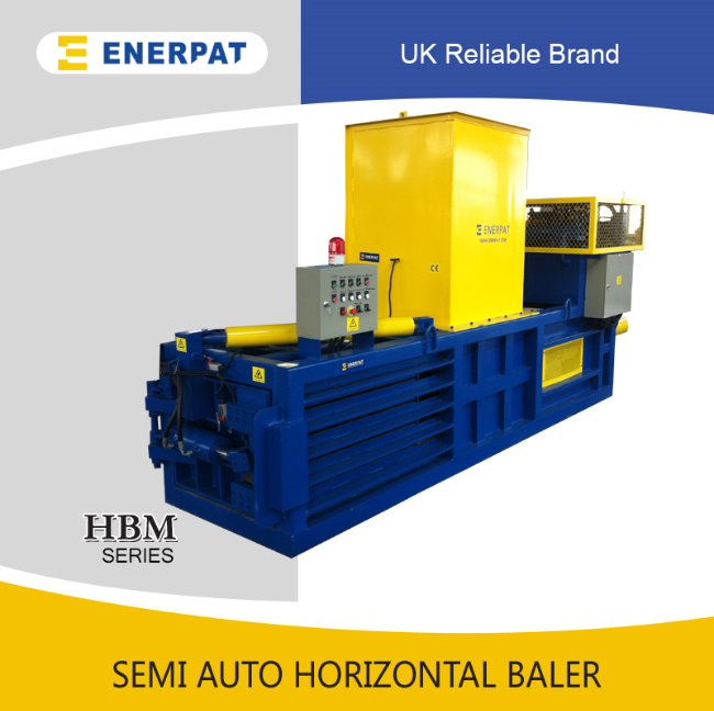 Semi-Automatic Horizontal Baler (850)