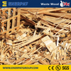 Quality Waste Wood Single Shaft Shredder
