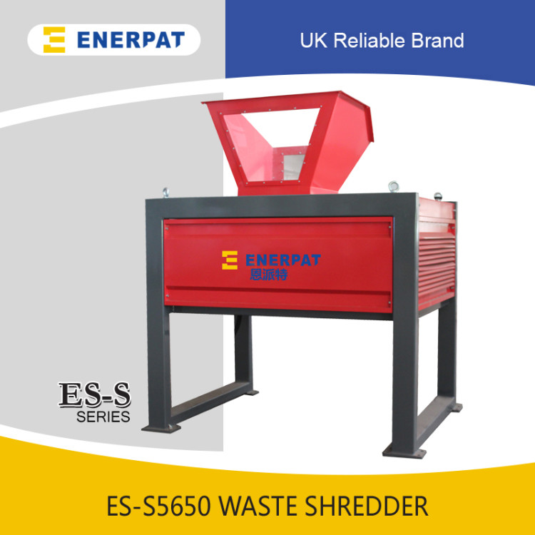 Hazardous and Medical Waste Shredders (ES-S5650)