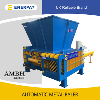 Commercial High Efficiency Aluminum cans Scrap Metal Baler Machine Manufacturer