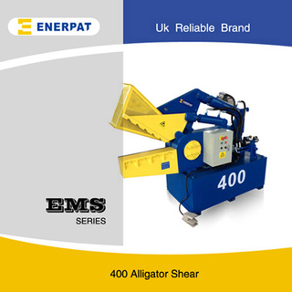 Scrap Metal Alligator Shear