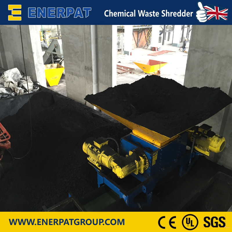 Waste Shredding Machine (MSB-37)
