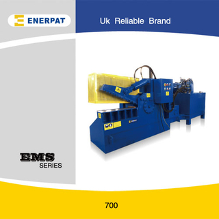 Scrap Metal Cutting Machine