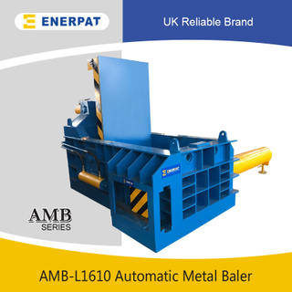 Automatic Metal and Aluminium Waste Balers(2.5-4.0t/h)