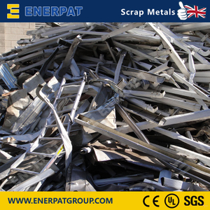 Quality Scrap Metal Two Shaft Shredder