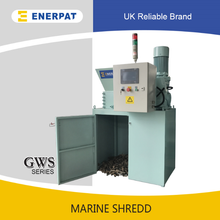 Marine Waste Shredding Machine