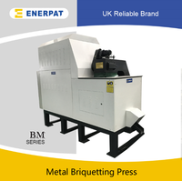 Metal Briquetting Machine
