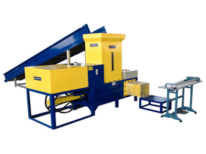 Bagging Baler Machine