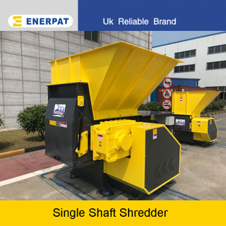Universal Cable Wire Single Shaft Shredder for Sale