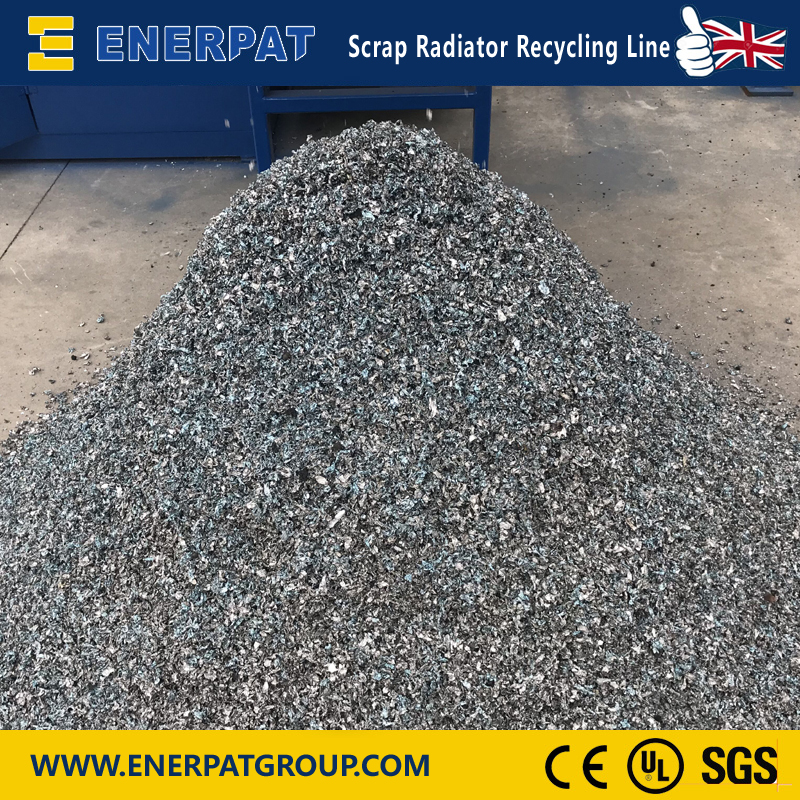 Scrap Radiator Recycling Line