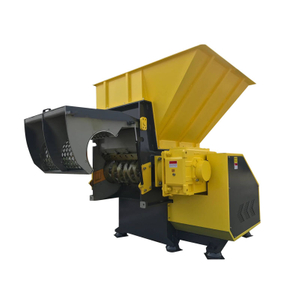 Commercial Single Shaft Shredder Manufacturer for Fiberglass