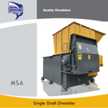 5 steps to choose a single shaft shredder